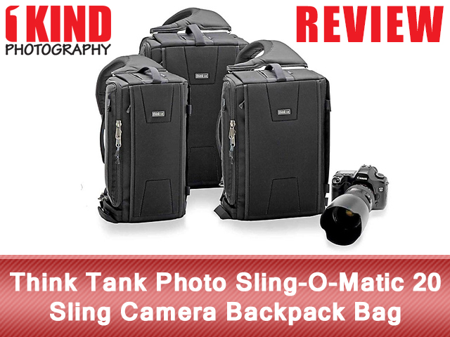 ThinkTank Sling-O-Matic 20 Sling Camera Backpack Bag