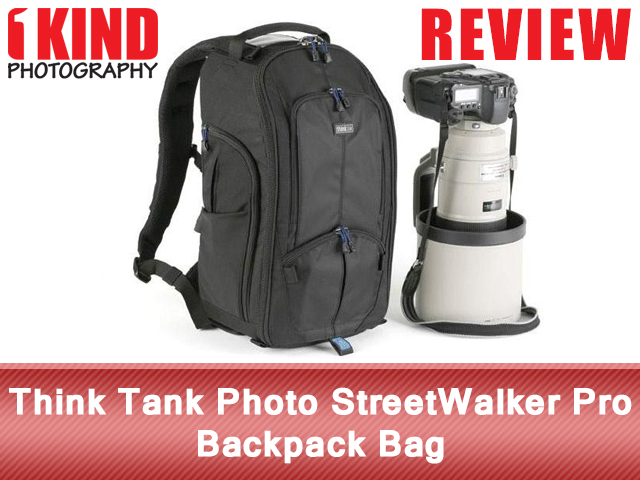 Review: ThinkTank StreetWalker Pro Backpack Bag