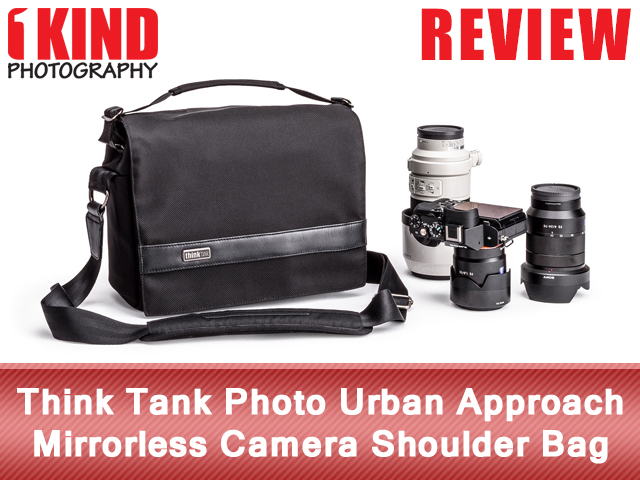 Think Tank Photo Urban Approach Mirrorless Shoulder Bag
