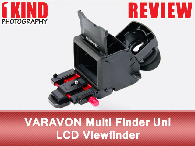 VARAVON Multi Finder Uni LCD Viewfinder