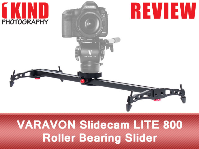 Review: VARAVON Slidecam LITE 800 Roller Bearing Slider