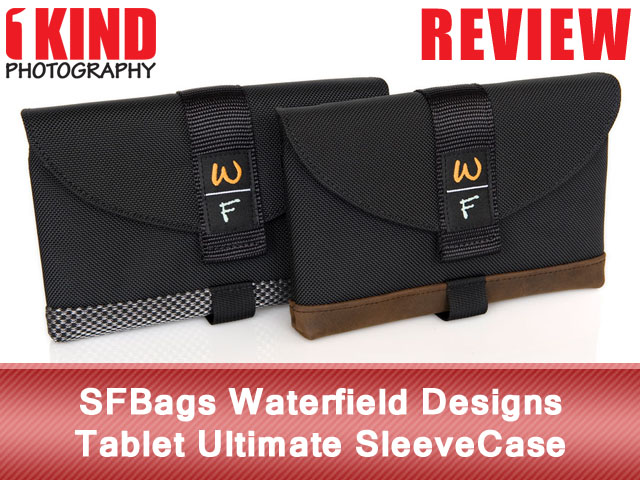 SFBags Waterfield Designs Tablet Ultimate SleeveCase