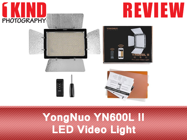 YongNuo YN600L II LED Video Light