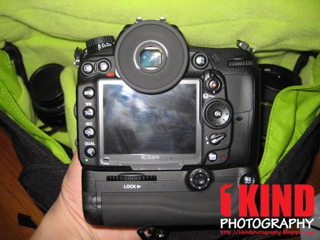 Digital Rebel, Kiss Digital DSLR Camera and Screen Protector and Screen Protector and Mini Tripod 300D 350D Nylon SLR Bag Dark Night Blue for Canon EOS 20D 30D Digital Rebel XT, Kiss Digital N