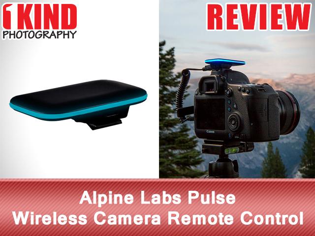 Alpine Labs Pulse Wireless Camera Remote Control