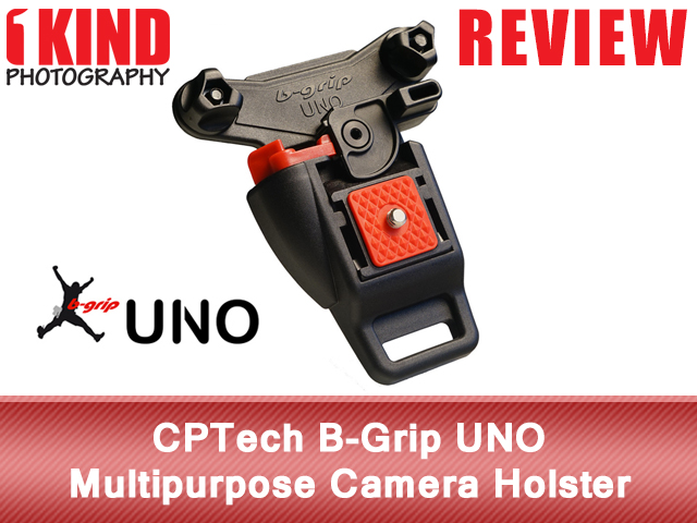 CPTech B-Grip UNO Multipurpose Camera Holster