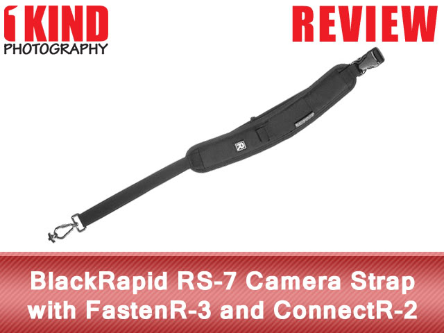 BlackRapid RS-7 Camera Strap with FastenR-3 and ConnectR-2