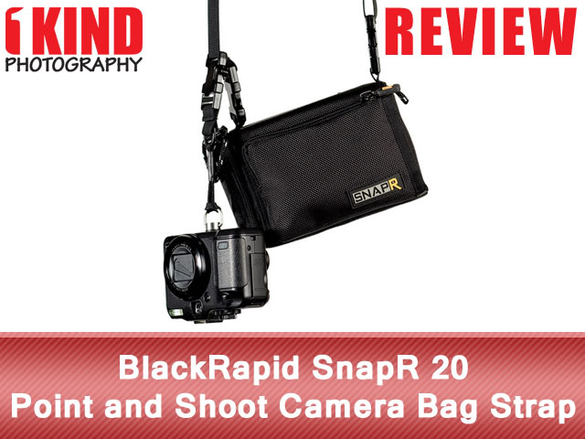 BlackRapid SnapR 20 Point and Shoot Camera Bag Strap