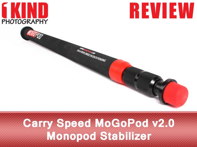 Review: Carry Speed MoGoPod Monopod Stabilizer