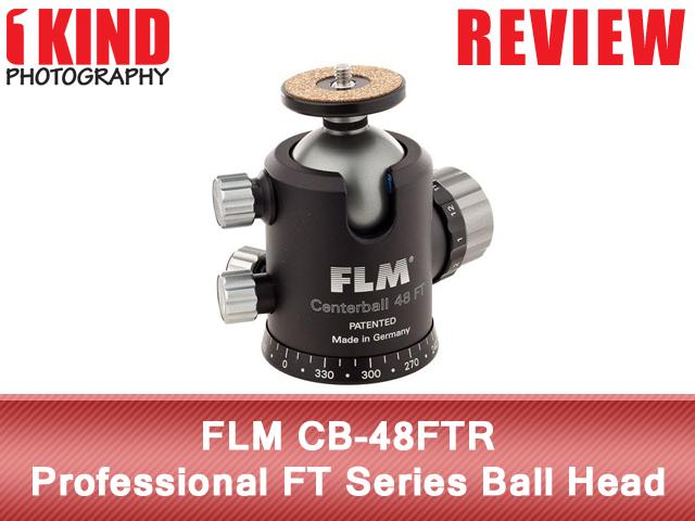 FLM CB-48FTR Professional FT Series Ball Head