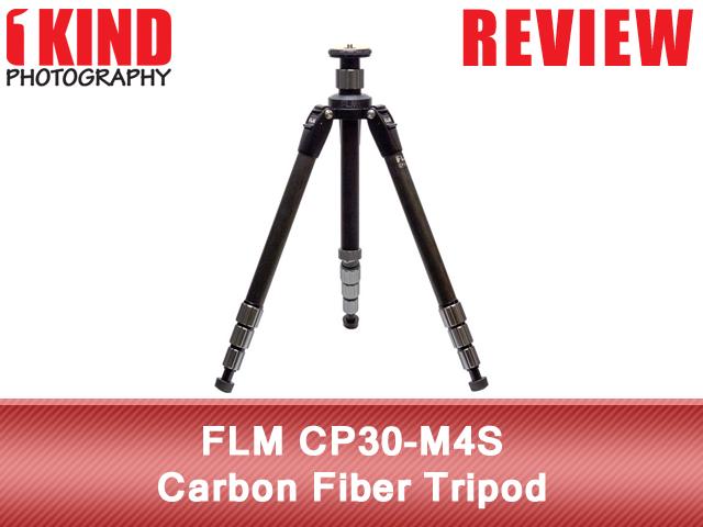 FLM CP30-M4S Carbon Fiber Tripod