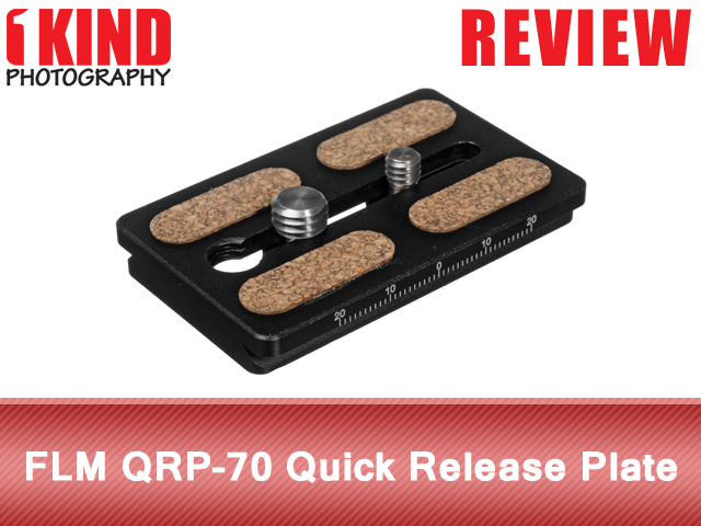 FLM QRP-70 Quick Release Plate
