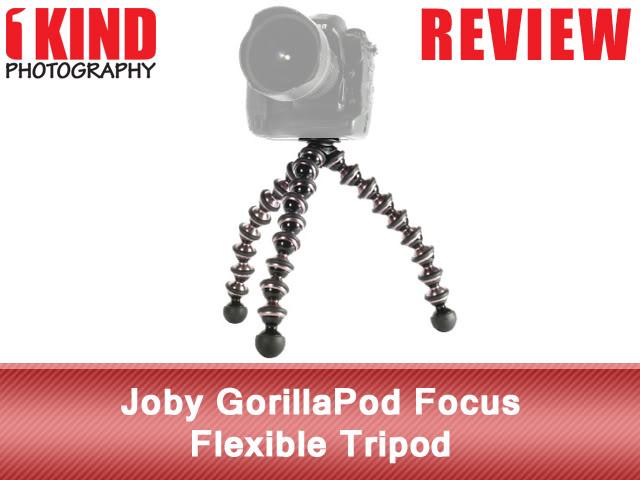 Review: Joby GorillaPod Focus Flexible Tripod