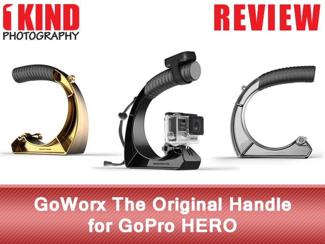GoWorx The Original Handle for GoPro HERO