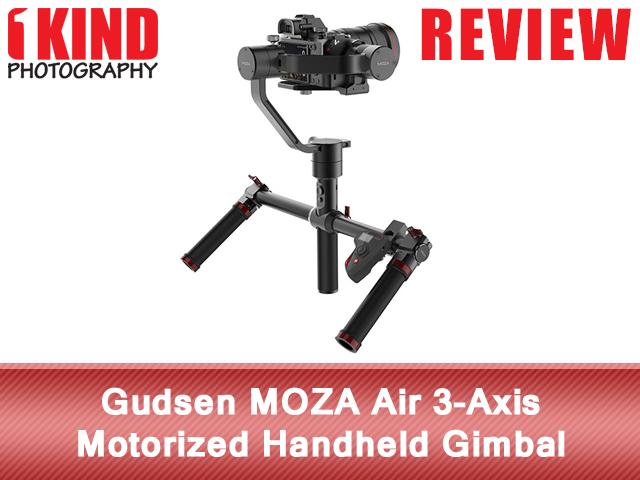 Gudsen MOZA Air 3-Axis Motorized Handheld Gimbal