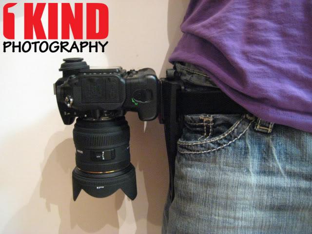 Review: CPTech B-Grip EVO Camera Belt Clip Holder