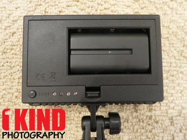 Review: CN-160 LED Light for Video Cameras DSLR Camcorders