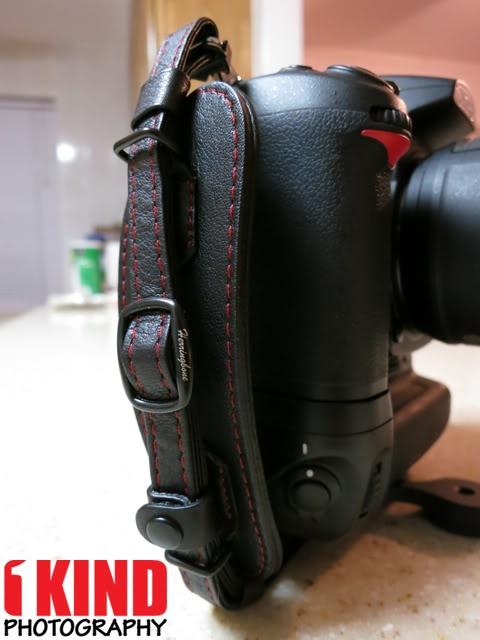Review: Herringbone Heritage Leather Hand Grip Strap