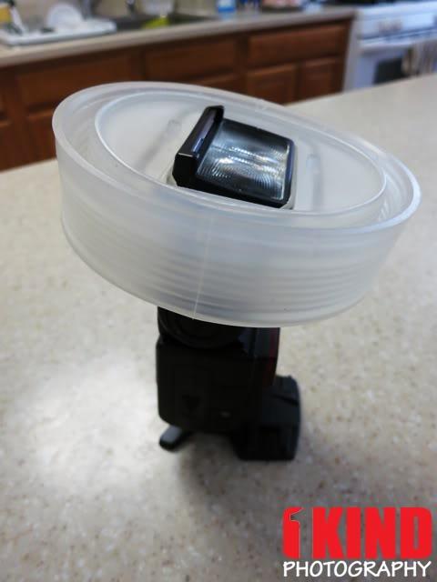 Review: Gary Fong GFLSC01 Lightsphere Collapsible Flash Diffuser