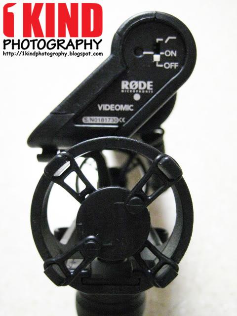 Review: Rode VideoMic Shotgun Directional Video Condenser Microphone