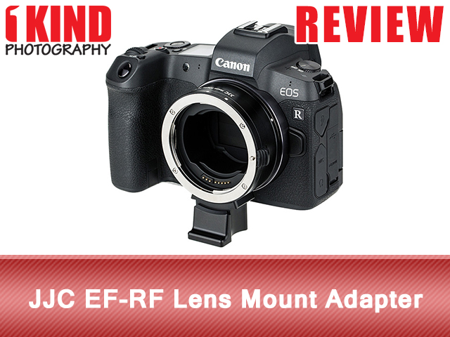JJC EF-RF Lens Mount Adapter