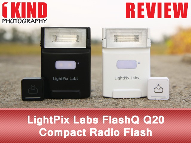 LightPix Labs FlashQ Q20 Compact Radio Flash