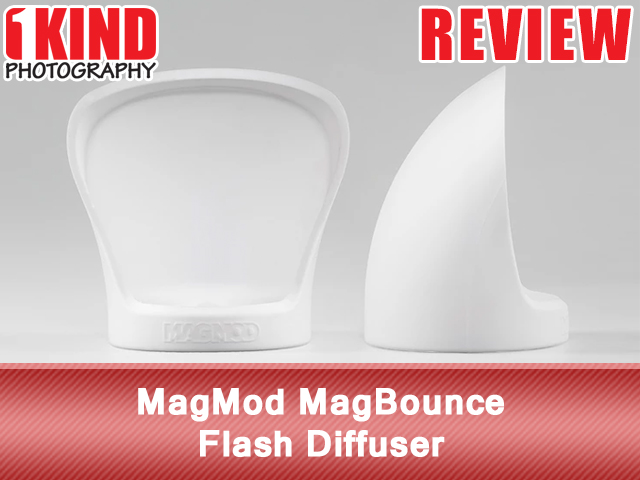 MagMod MagBounce Flash Diffuser
