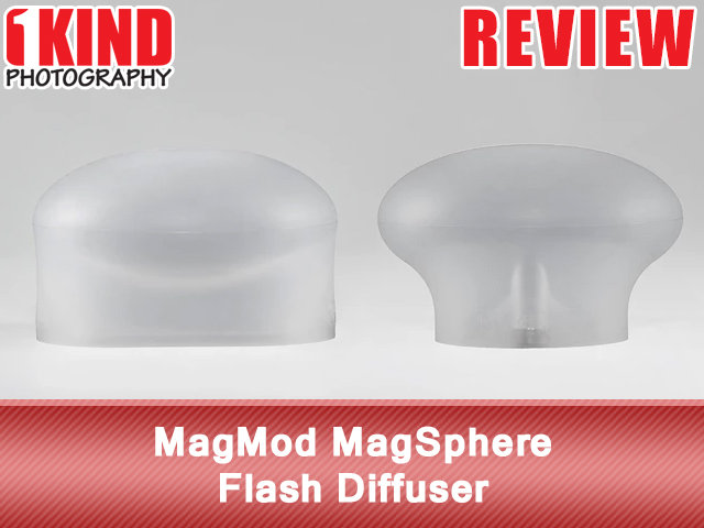 MagMod MagSphere Flash Diffuser