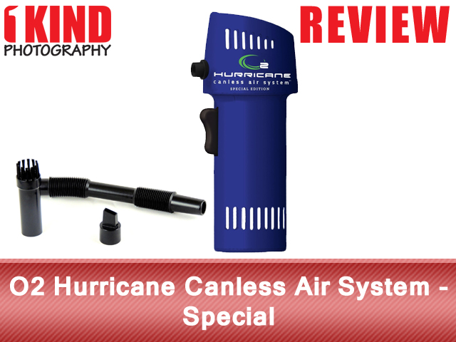 O2 Hurricane CANLESS AIR System - Special