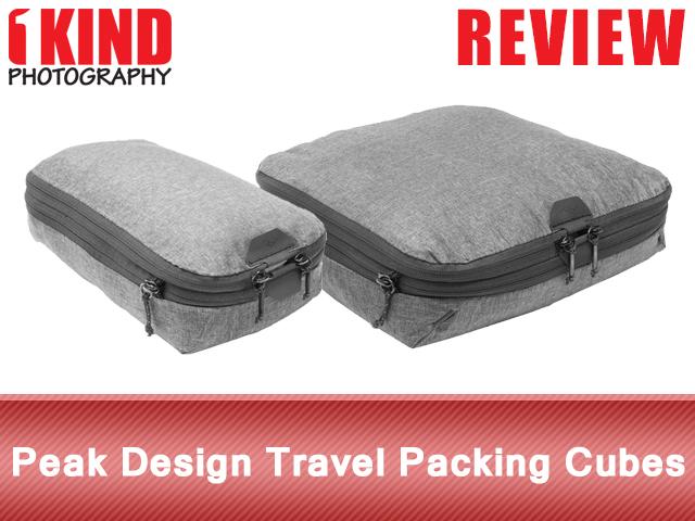 Peak Design Travel Packing Cubes