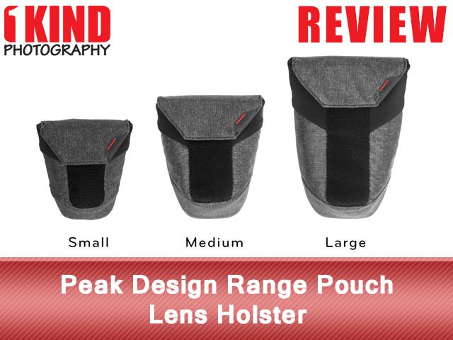 Peak Design Range Pouch Lens Holster
