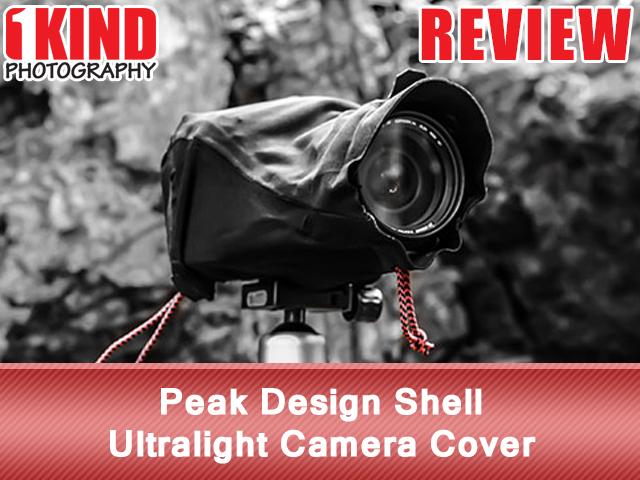 Peak Design Shell Ultralight Camera Cover