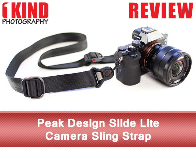 Review Peak Design Slide LITE Camera Sling Strap