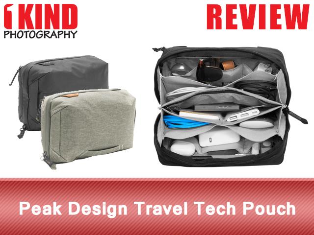 Peak Design Travel Tech Pouch
