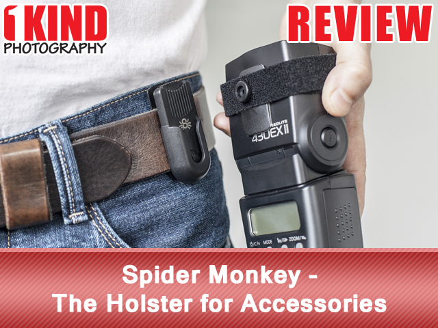 Spider Monkey - The Holster for Accessories