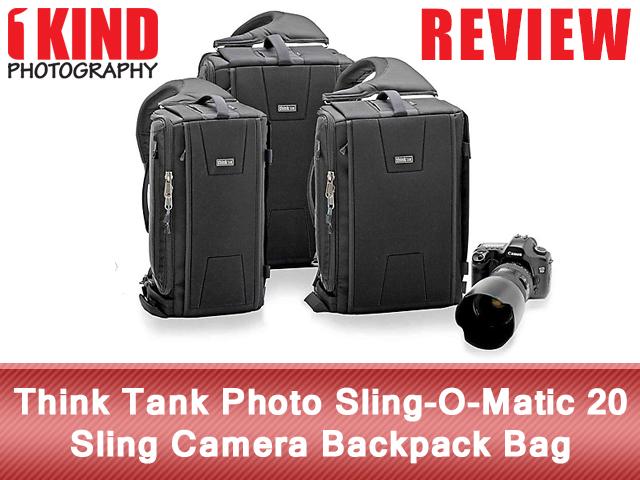 ThinkTank Sling-O-Matic 20 Sling Camera Backpack Bag