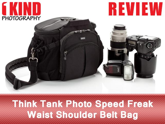 Review: ThinkTank Speed Freak V2.0 Waist Shoulder Belt Bag