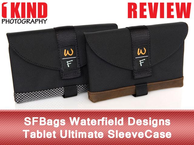 SFBags Waterfield Designs Tablet Ultimate SleeveCase