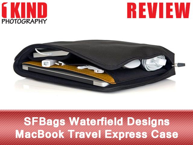 SFBags Waterfield Designs MacBook Travel Express Case